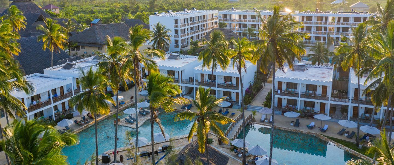 3.5 Star Zanzibar Bay Resort Marumbi, 7 nights from R12 250 pps
