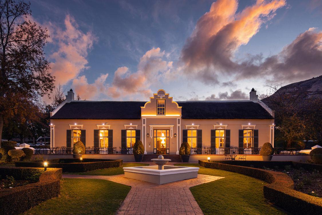 5* Grand Roche - Luxurious Winelands Getaway - 2 Night Stay