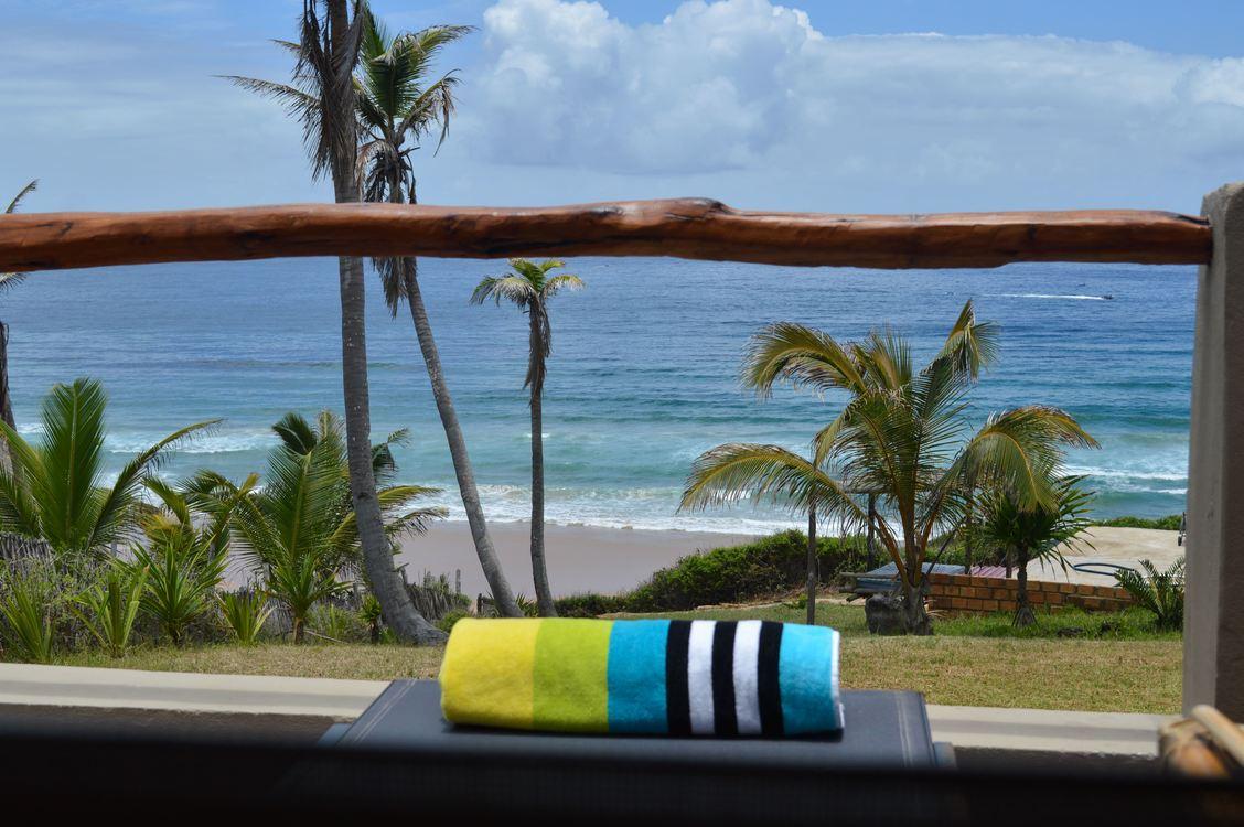 Casa McGyver Lodge - Guinjata Bay - Mozambique