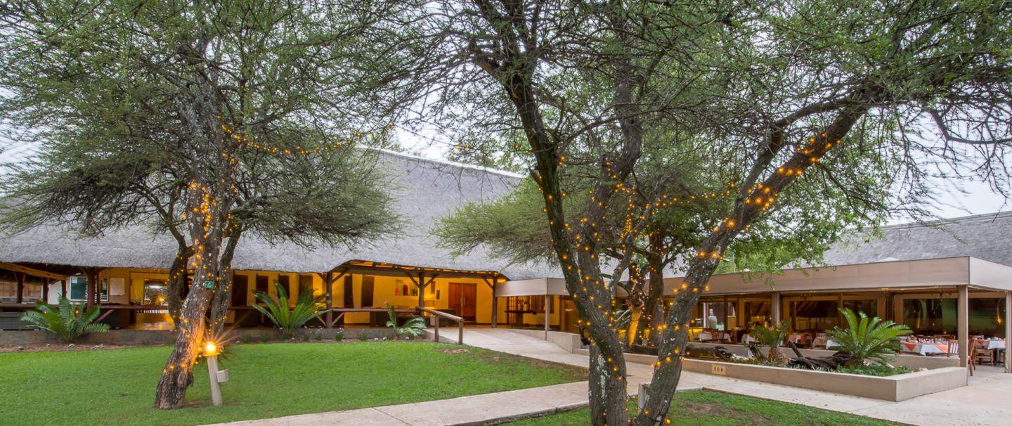 Mongena Game Lodge Dinokeng Game Reserve, two nights from R6 610 pps - self drive