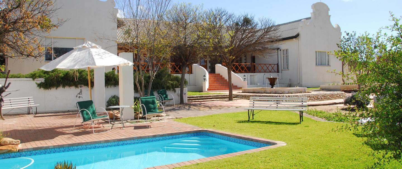 4 Star Narries Namakwa Retreat, 2 nights from R2 235 pps - self drive