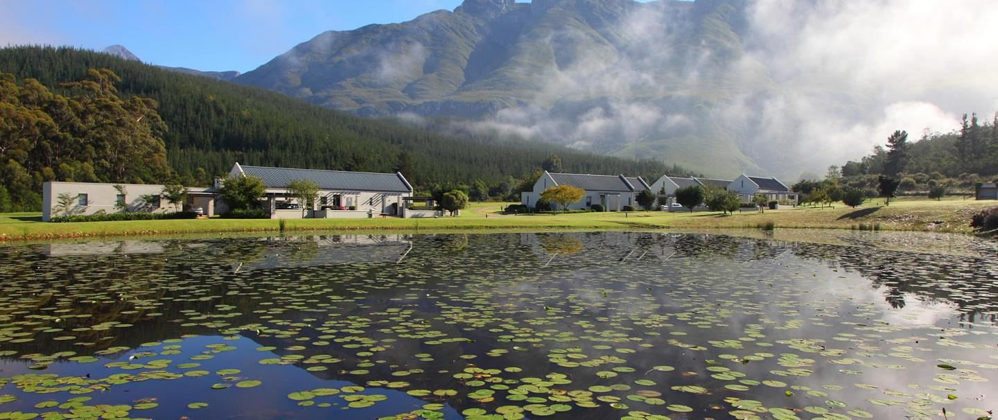 4 Star Gaikou Lodge, Swellendam for 2 nights from R1 860* pps - self drive