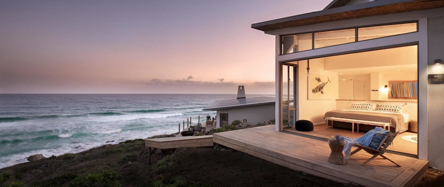 Lekkerwater Beach Lodge for two nights from R5 980 pps - self drive