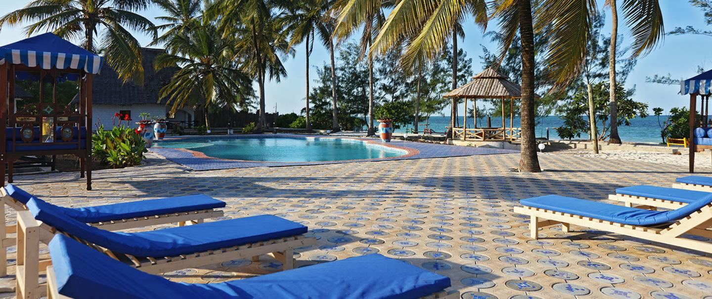 3 Star Mermaid's Cove Beach Zanzibar, 7 nights from R12 450 pps