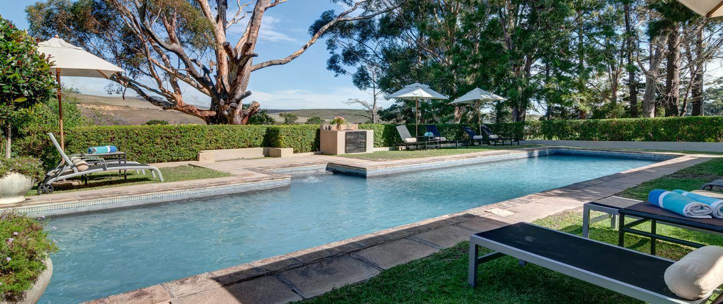 Blue Gum Country Estate, for two nights from R1 700 pps - self drive