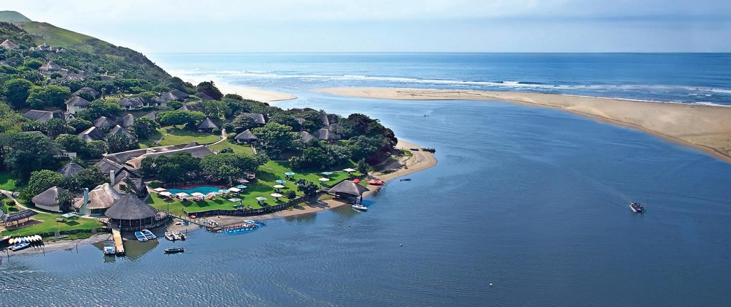 Umngazi Hotel & Spa, Wild Coast for 2 nights from R3080* pps - self drive