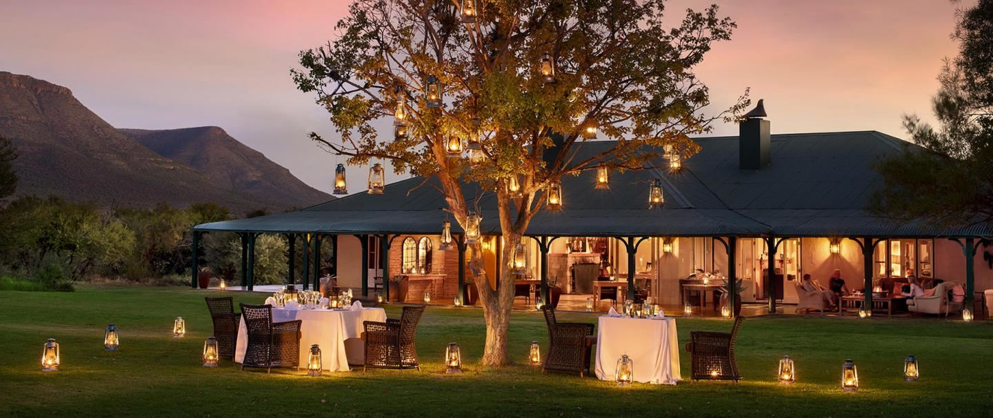 Samara Private Game Reserve for two nights from R7 500 pps - self drive