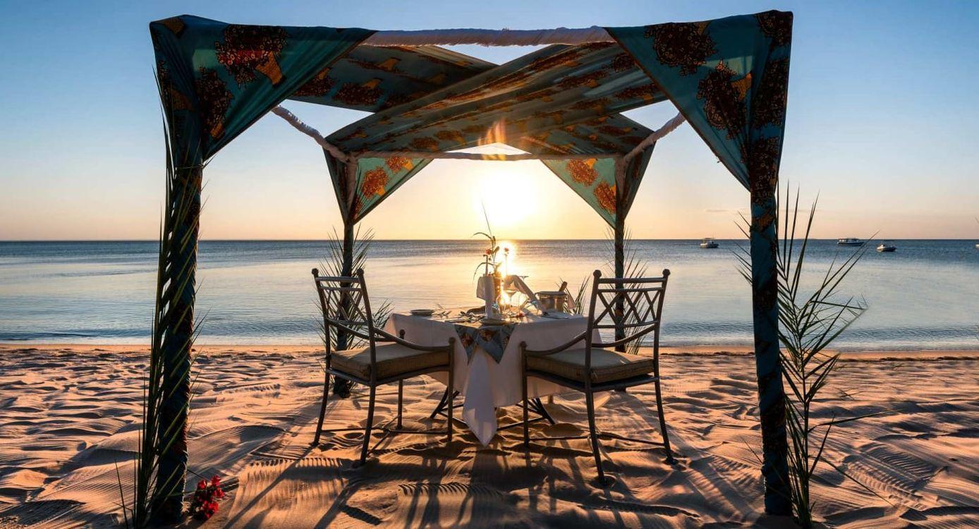 5* Anantara Bazaruto Island Resort & Spa - Mozambique