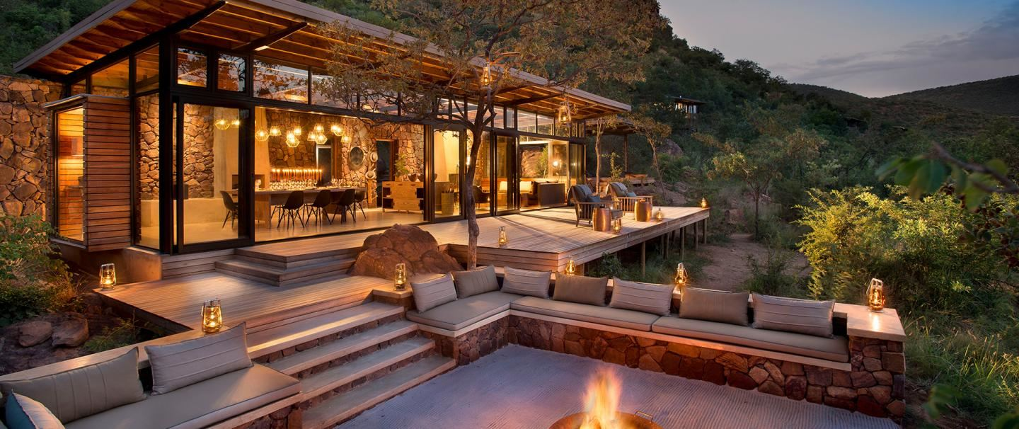 Marataba Mountain Lodge for 2 nights from R9 890 pps - self drive