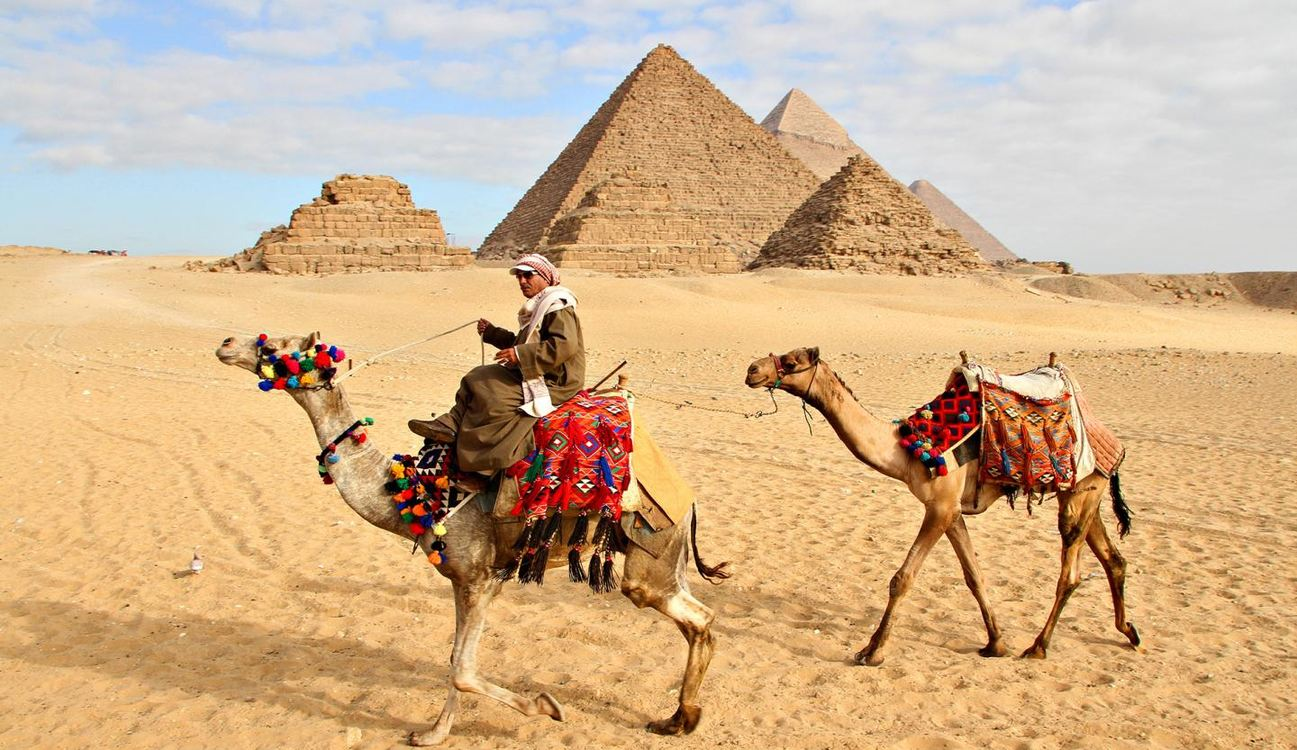 On the Go - King Tutankhamun 9 night tour from R16 590 pps - land only