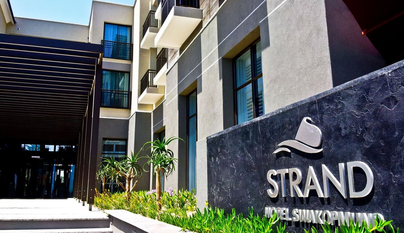 4 Star Strand Hotel Swakopmund, Namibia for 3 nights from R7 310* pps - self drive