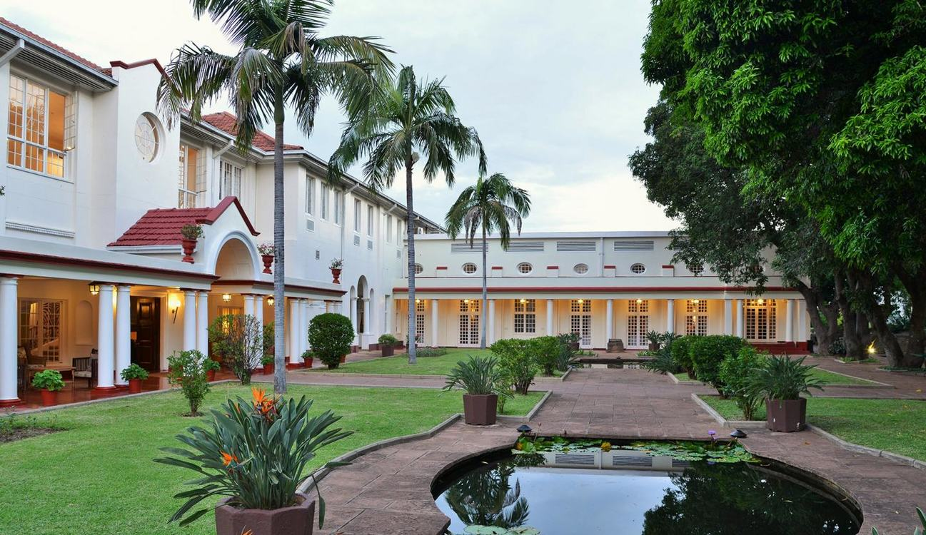 5 Star The Victoria Falls Hotel for 3 nights from R8 250* pps - land only