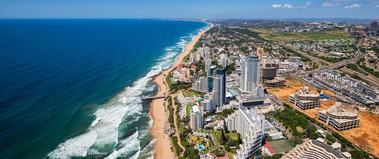 MSC Cruises - Durban, Pomene,  Durban for 4 nights from R5 000 pps - cruise only