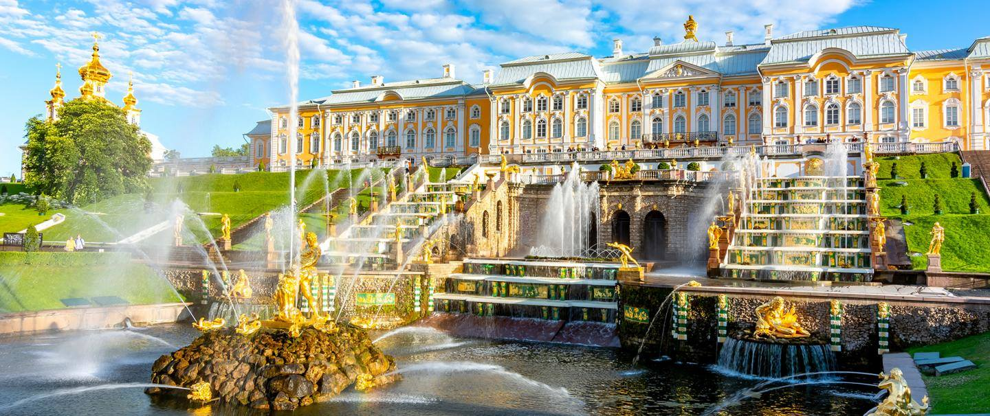 On the Go - Route of the Romanovs 9 night tour from R31 990 pps - land only