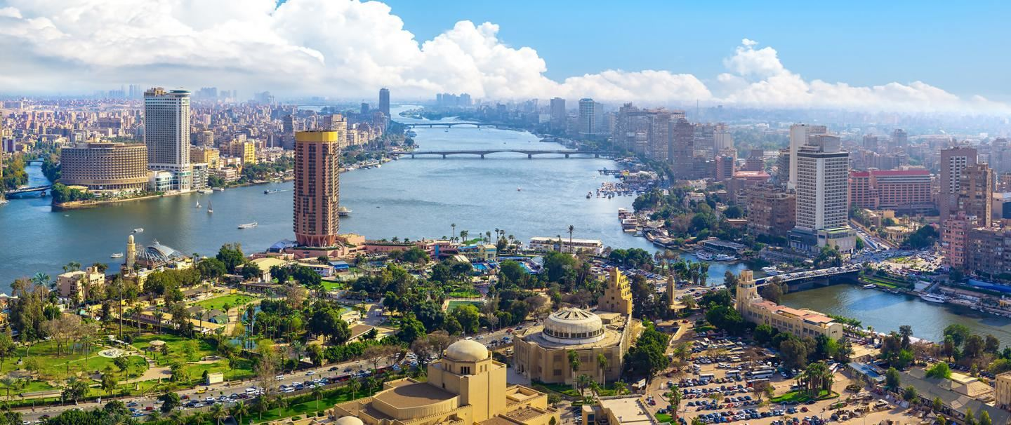 Contiki - Egypt and the Nile, 7 night tour from R25 000 pps - land only