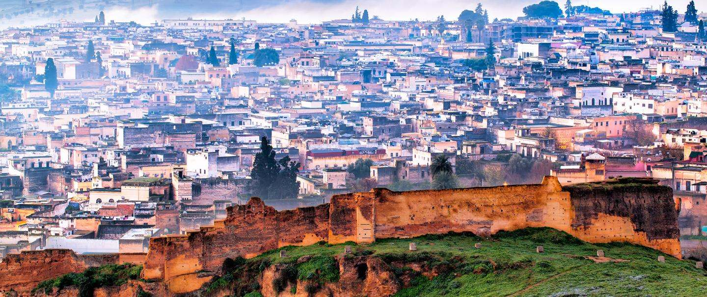 On the Go - Totally Morocco 8 night tour from R20 150* pps - land only
