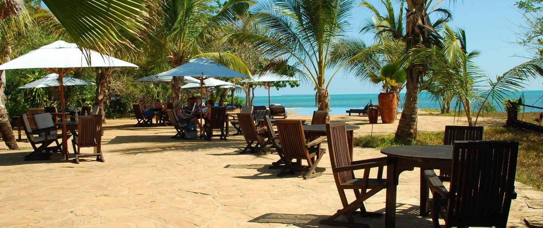 4 Star Fumba Beach Lodge, Zanzibar honeymoon offer for 7 nights from R18 405* pps