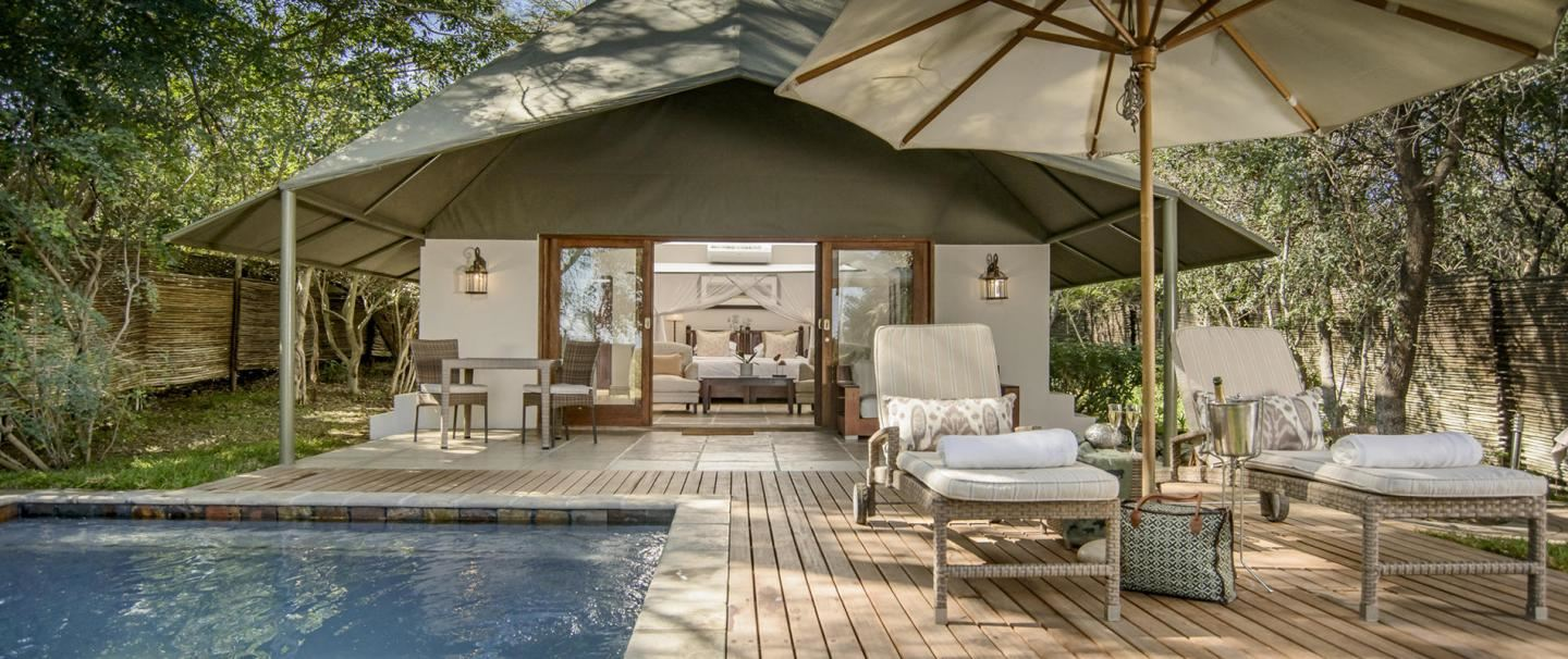 Savanna Private Game Reserve for two nights from R11 997 pps - land only