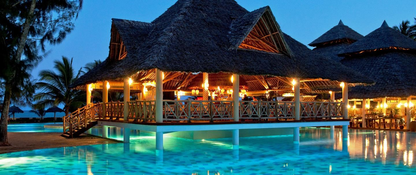 4 Star Neptune Palm Beach Boutique Resort and Spa, Mombasa for 4 nights from R17 585 pps