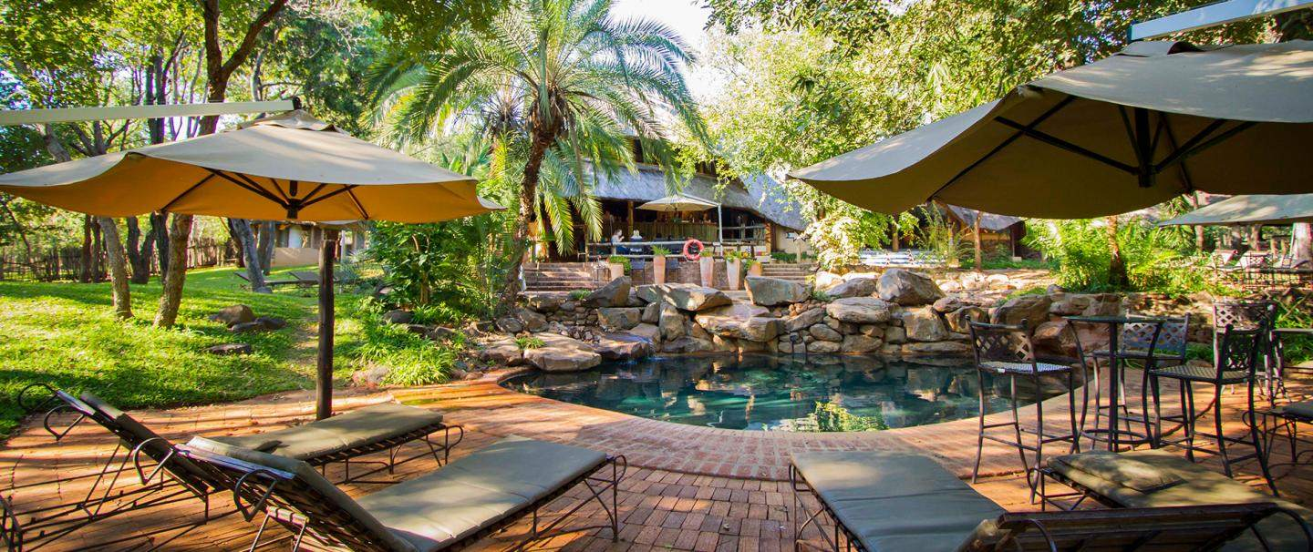Three Star Lokuthula Lodges, Victoria Falls for 3 nights from R5 115* pps