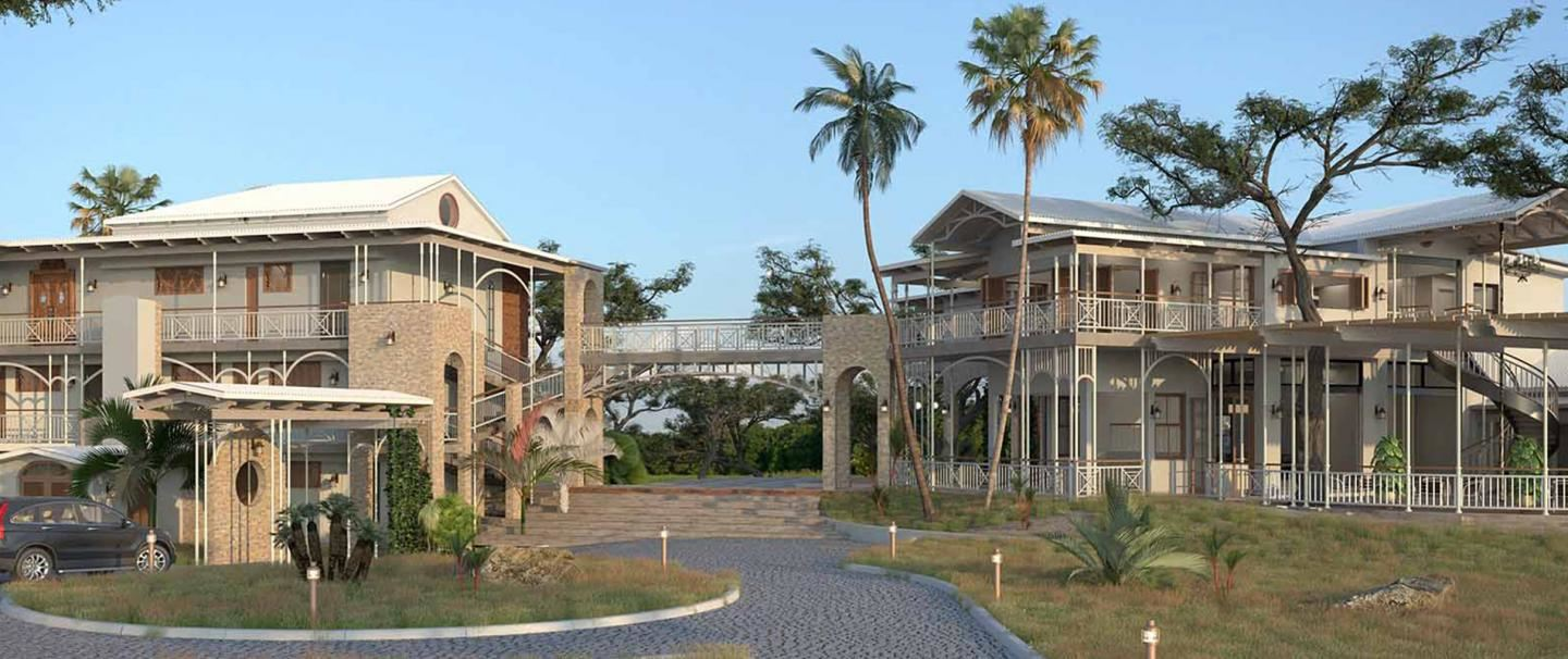 Palm River Hotel, Victoria Falls for two nights from R7 995 pps