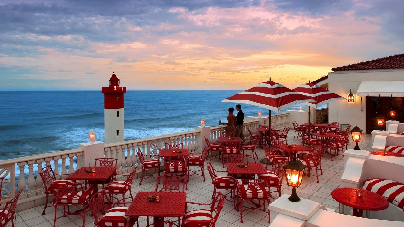 The Oyster Box - A Royal Affair for 3 Nights in the Classic Sea-facing room from R7,090 pps - self drive