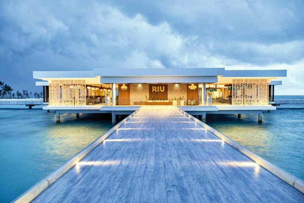 RIU PALACE - MALDIVES