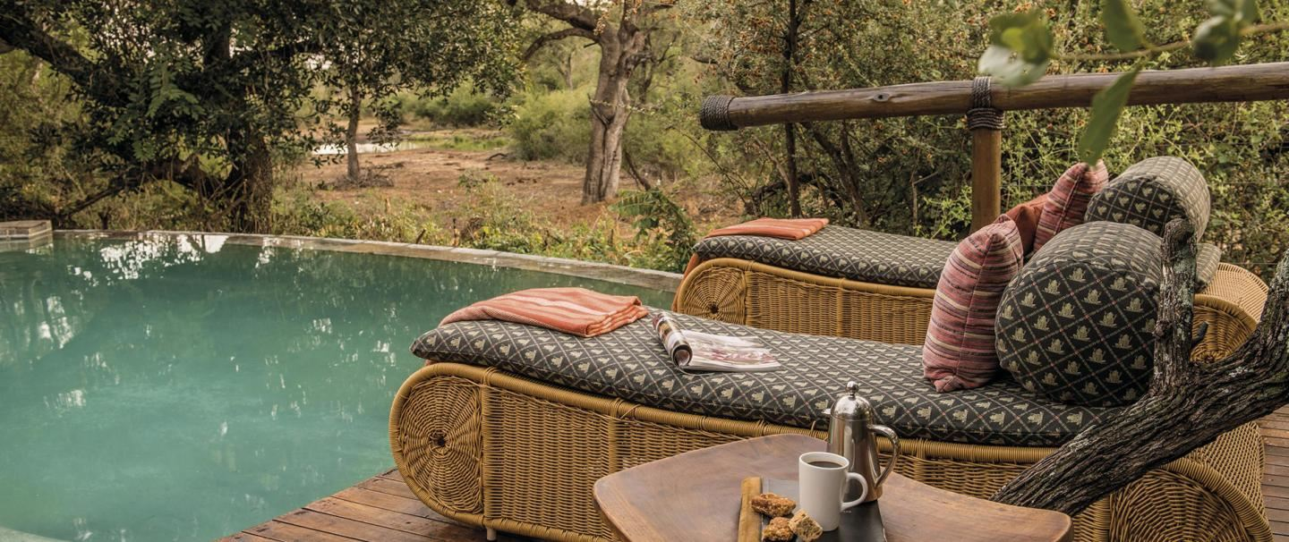 Tuningi Safari Lodge, Madikwe Game Reserve for 2 nights from R7 560* pps - land only