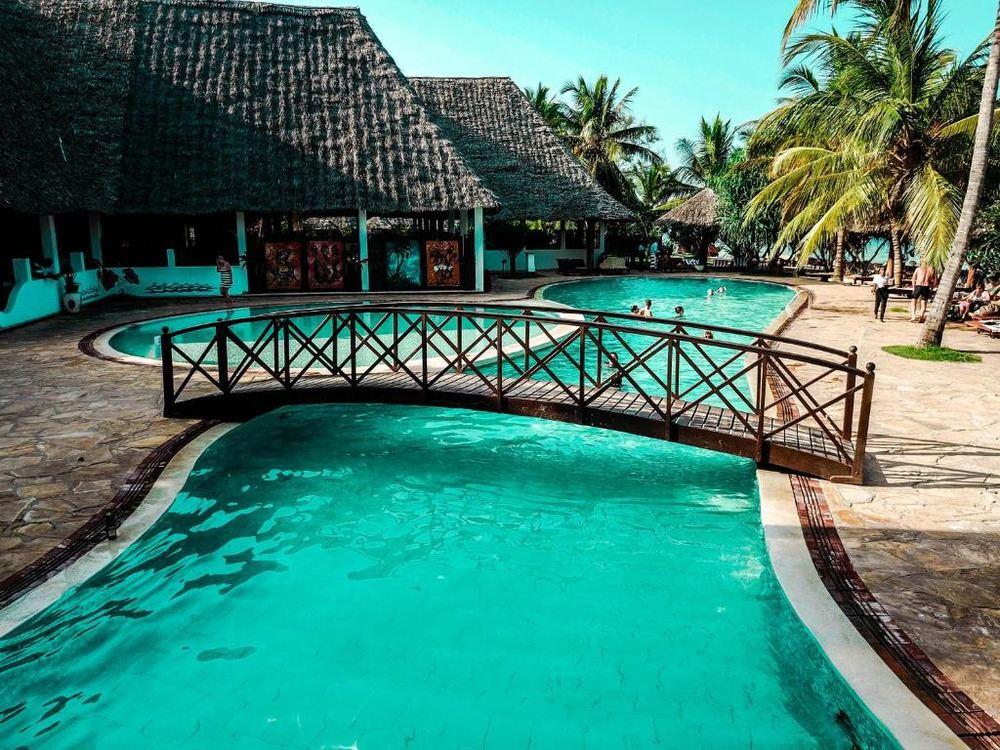 Uroa Bay Beach Resort - 7 nights -Zanzibar