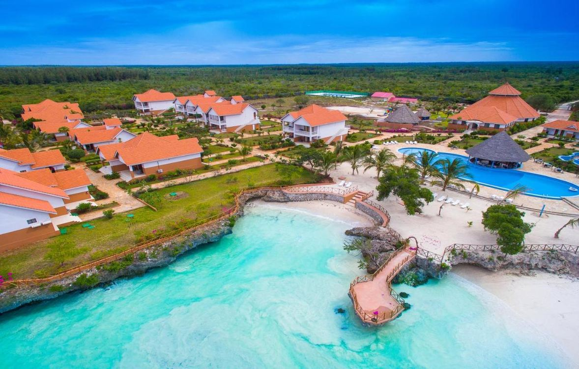 Azao Resort & Spa Zanzibar - 7 Nights