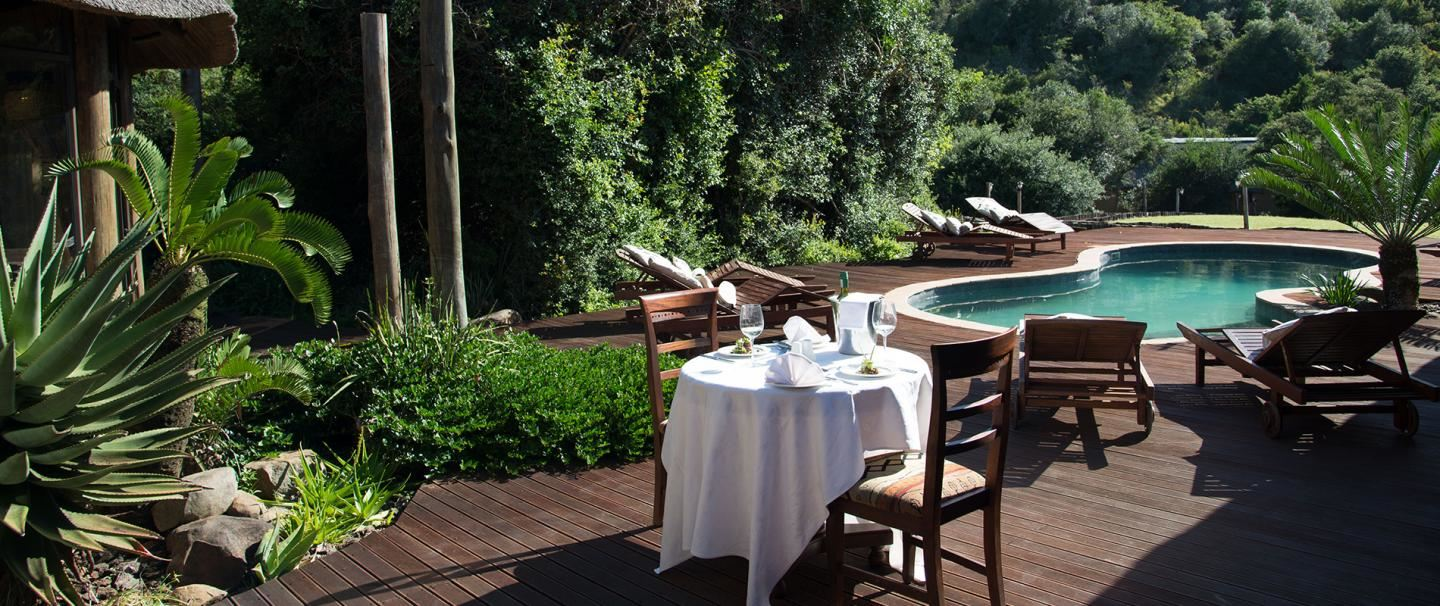3 Star Premier Resort Mpongo Private Game Reserve for two nights from R1 990 pps - self drive