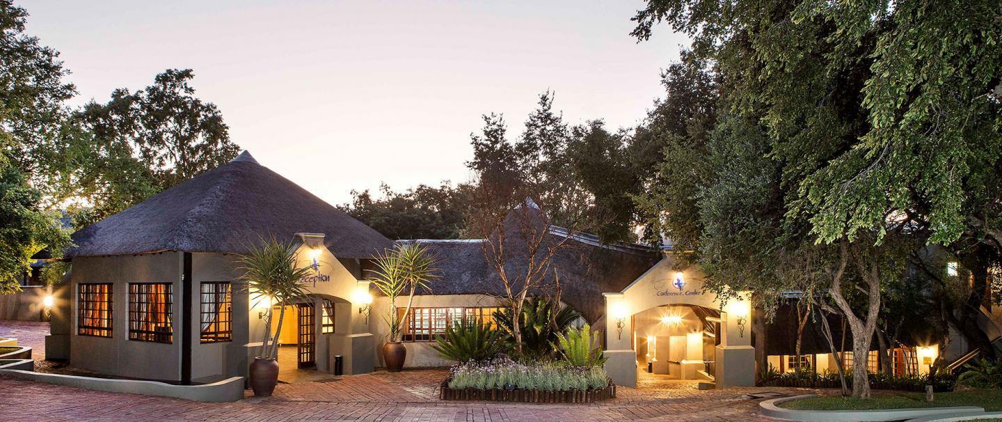 4 Star Premier Hotel Roodevalley, Pretoria for 2 nights from R1 895* pps - self drive