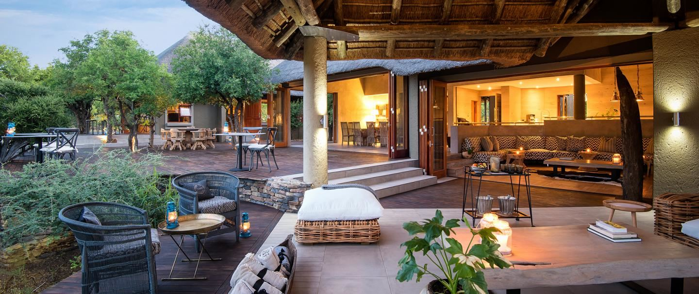 Lush Private Game Lodge, Pilanesberg for two nights from R5 980* pps - self-drive