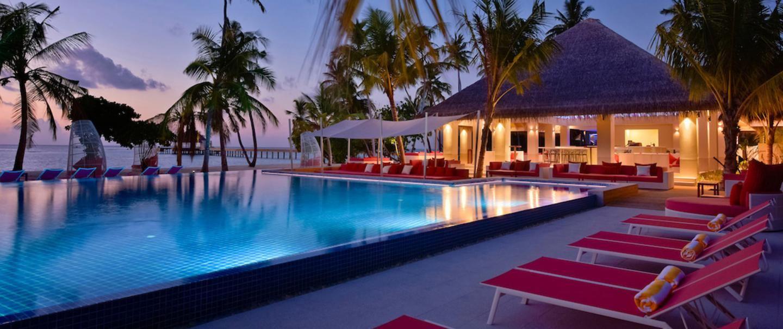 5 Star Kandima Resort, Maldives for 7 nights from R32 575* pps
