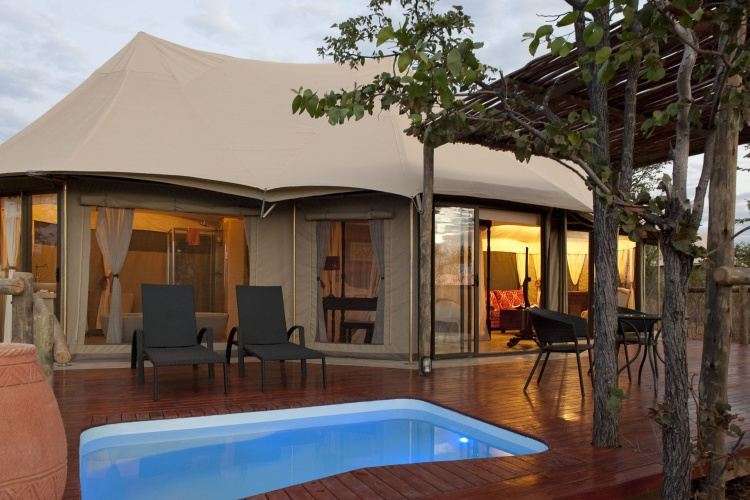 5* The Elephant Camp - Victoria Falls Package (3 Nights)