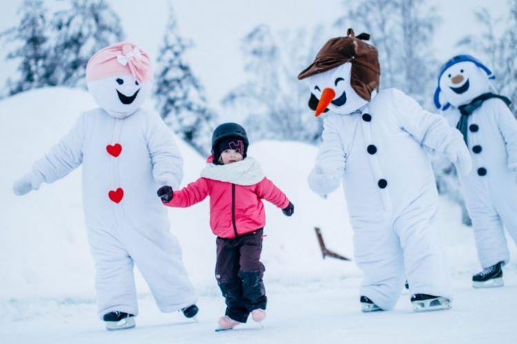 4* Arctic City Hotel - Rovaniemi Lapland - Finland Package (4 Nights)