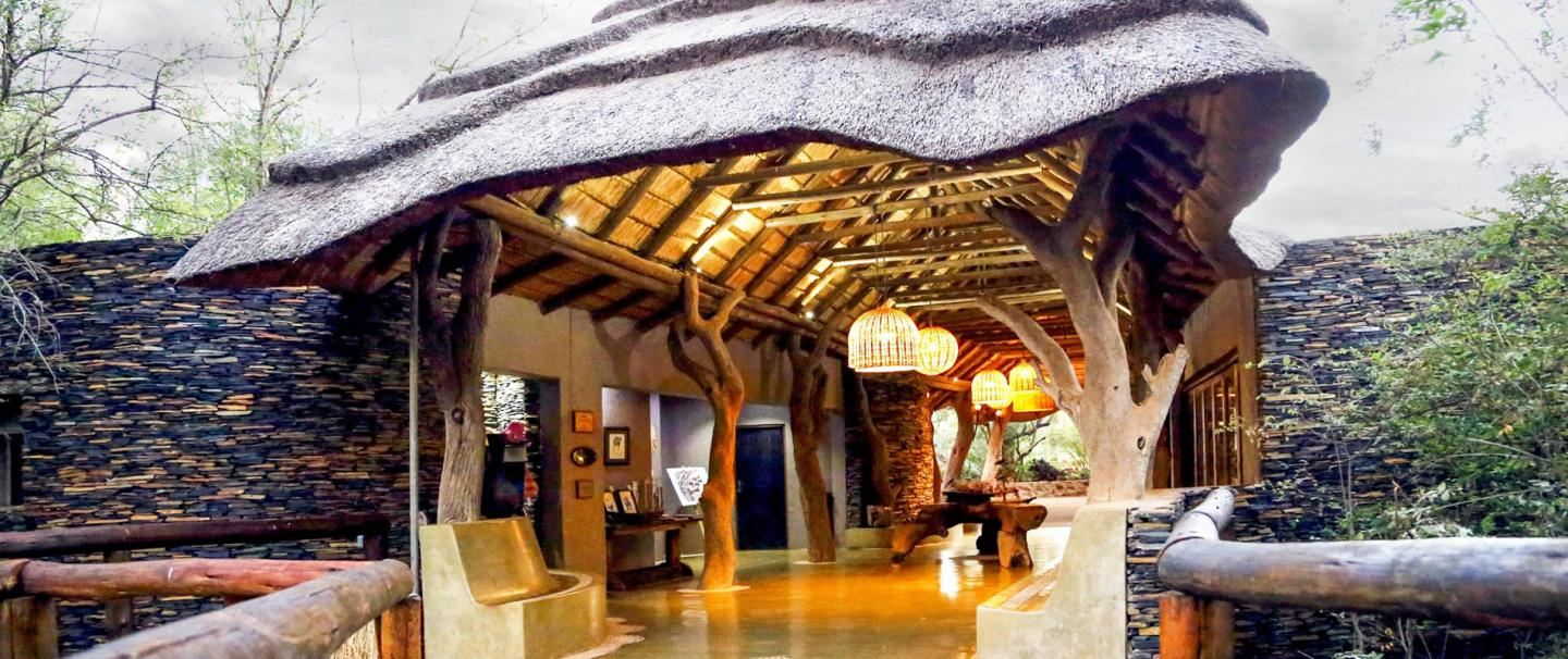 5 Star Madikwe Hills Private Game Lodge for 2 nights from R11 400 pps - self drive