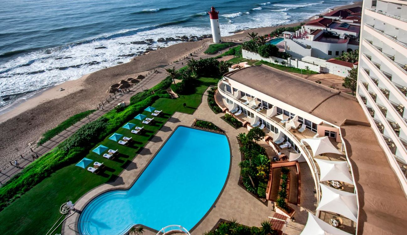 The Beverly Hills Hotel for two nights from R3 700 pps - self drive